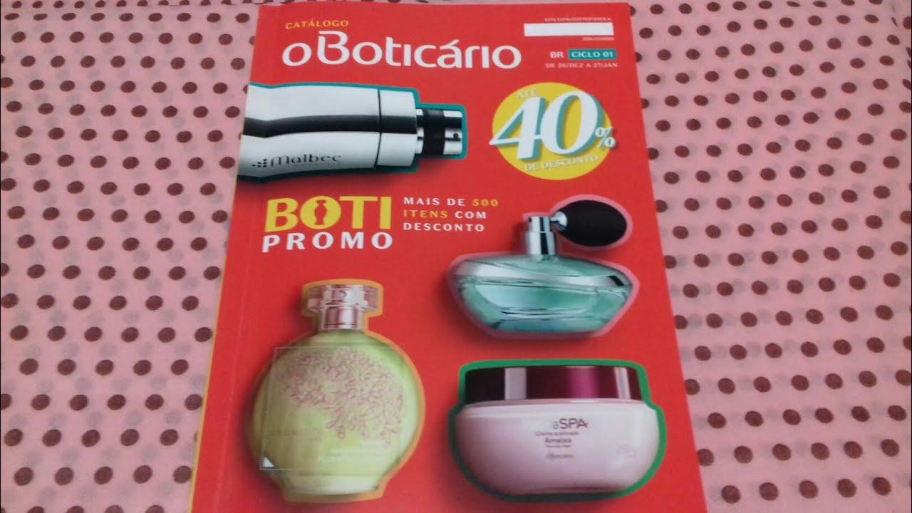 Promoções boticário 2020