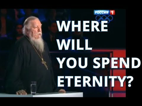 Prepare For Your Eternity, Don't Bother With Cars, Planes and Money - Popular Russian Priest