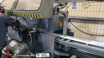 Aluminium: Profile Sawing