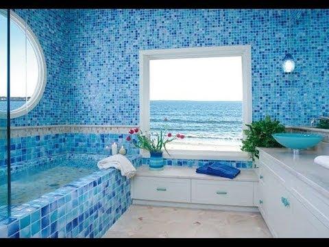 Ванная комната. Ванная комната с окном