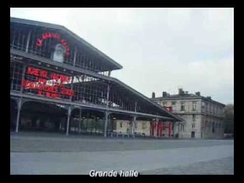 PARC  DE   LA VILLETTE CITE DE LA MUSIQUE PARIS