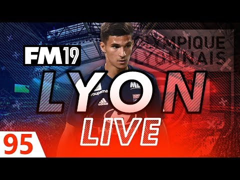 Football Manager 2019 | Lyon Live #95: Goals, Goals, Goals #FM19