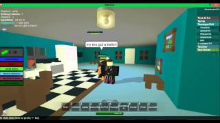 Lets Play Roblox w/ Tom #4 HOUSE THIEVES