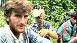Srebrenica-Nezuk '95 - Grupa preživjelih stiže na slobodnu teritoriju BiH