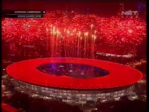 ASIAN GAMES 2018 Opening Dance