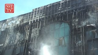 EPF fire: Jalan Gasing building closed until further notice