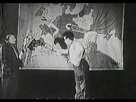 Voskovec & Werich a Osvobozené divadlo  unikátní záběry z roku 1938 o nebezpečí nacismu