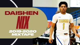 Five-Star Point Guard Daishen Nix Is Heading to the G LEAGUE!