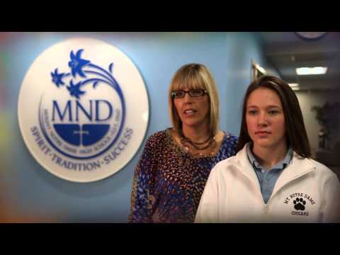Mount Notre Dame High School: Promotional Video 2013