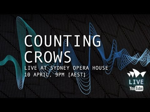 Counting Crows - Live at Sydney Opera House (Full Set)
