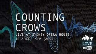 Counting Crows | Full Set | Live at Sydney Opera House