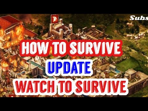 Game of War: What you need to survive