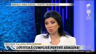 Adriana Bahmuteanu, la un pas sa plece din emisiune Nu se poate asa ceva