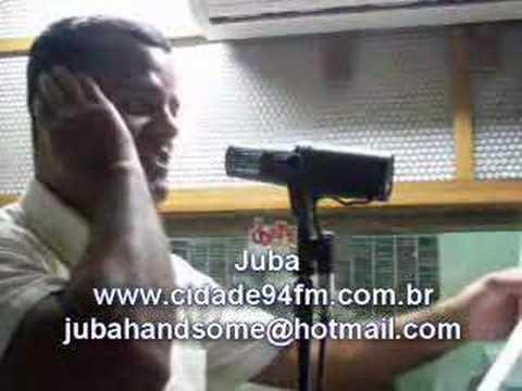 Juba Locutor - cidade 94 FM