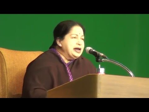 Students Pursuing Higher Education Has Increased By Free Offers - Jayalalithaa   Cauvery News