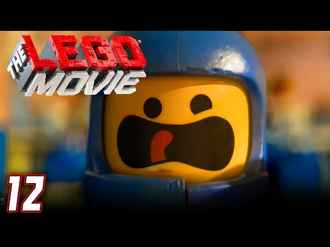 THE LEGO MOVIE VIDEOGAME Gameplay Part 12 -