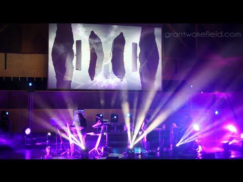 TANGERINE DREAM - LIVE 2016 - SHORT PROMO HD