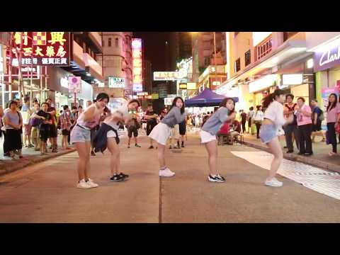 PSY  - 'New Face' Dance Cover by D.ACE @ Mongkok Flashmob