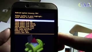 X - BO model: M8, (HTC M8) HARD RESET, Графический ключ,  Китайский андроид(От КАС)(Видеоинструкция как сделать полный сброс(HARD RESET), или как зайти в рекавери меню, или как сделать Wipe data facrory..., 2015-12-19T16:42:09.000Z)