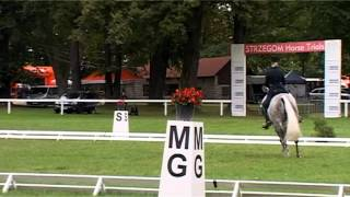 CH-EU-J-C 2012 - Sophie How - Pebbly Aga Khan - Dressage + interview