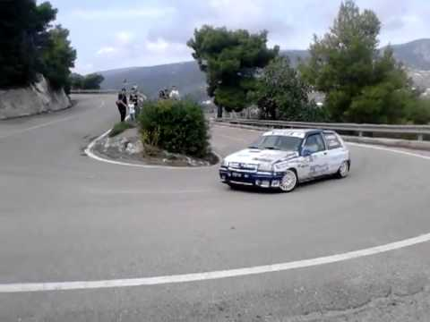 2° Rally Porta del Gargano 3^E PS2 Tornante Fandett 13ott2013 Travel Video