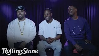 'Straight Outta Compton' Cast on Favorite N.W.A Songs