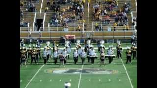 Kent State University Marching Golden Flashes 09/29/12