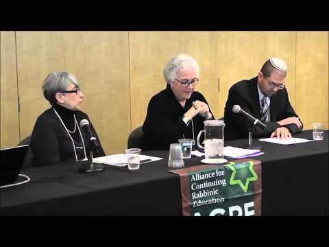 ACRE Conference 2014 - Panel with Rabbi Ellen Lewis and Rabbi Jeffrey Brown