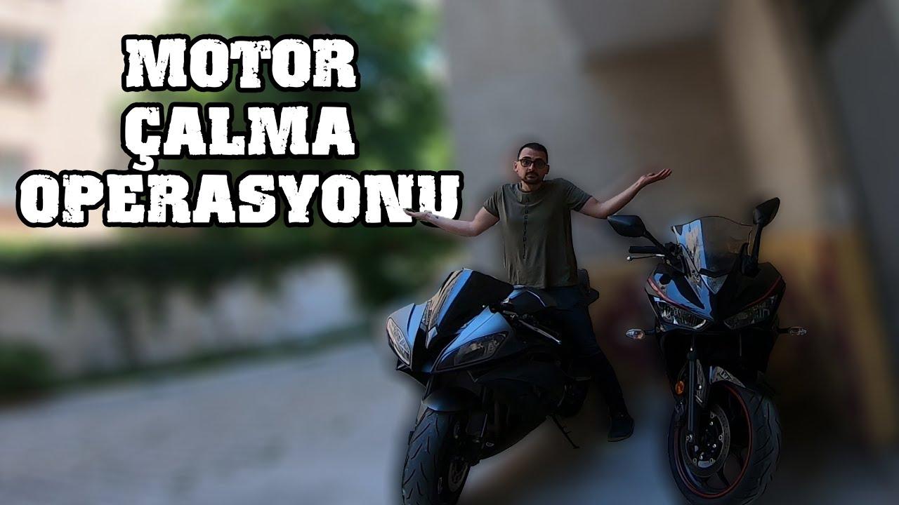 R6 ÇALDIM - POLİSE DENK GELDİM