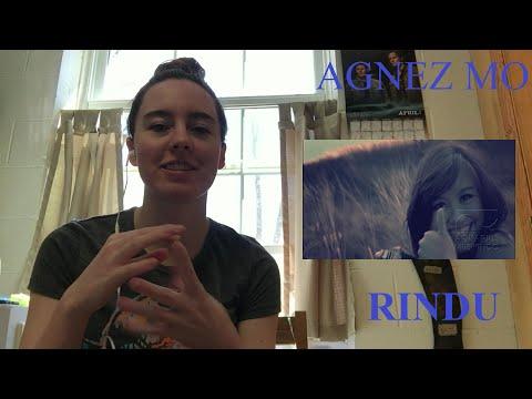 Agnes Monica ( Agnez Mo ) [Rindu] MV Reaction