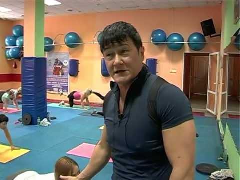 сушимся-жиросжигающий тренинг