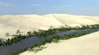 sand planet northern colorado 280 million years ago