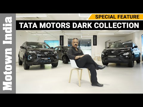 TATA MOTORS DARK COLLECTION | DARK RULES | Motown India