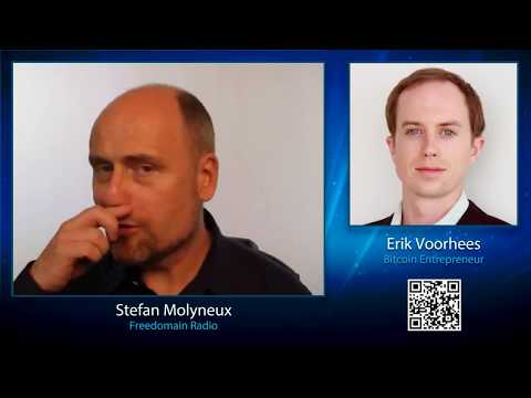 Bitcoin Myths Exposed by Erik Voorhees and Stefan Molyneux Not Really, Still Plenty of BS