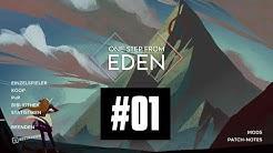 One Step From Eden [Deutsch] #01: Das Echtzeit-Action-Kartenspiel [Gameplay]