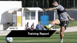 Εμπόδια, τελειώματα και γκολ σε μικρές και μεγάλες εστίες - PAOK TV