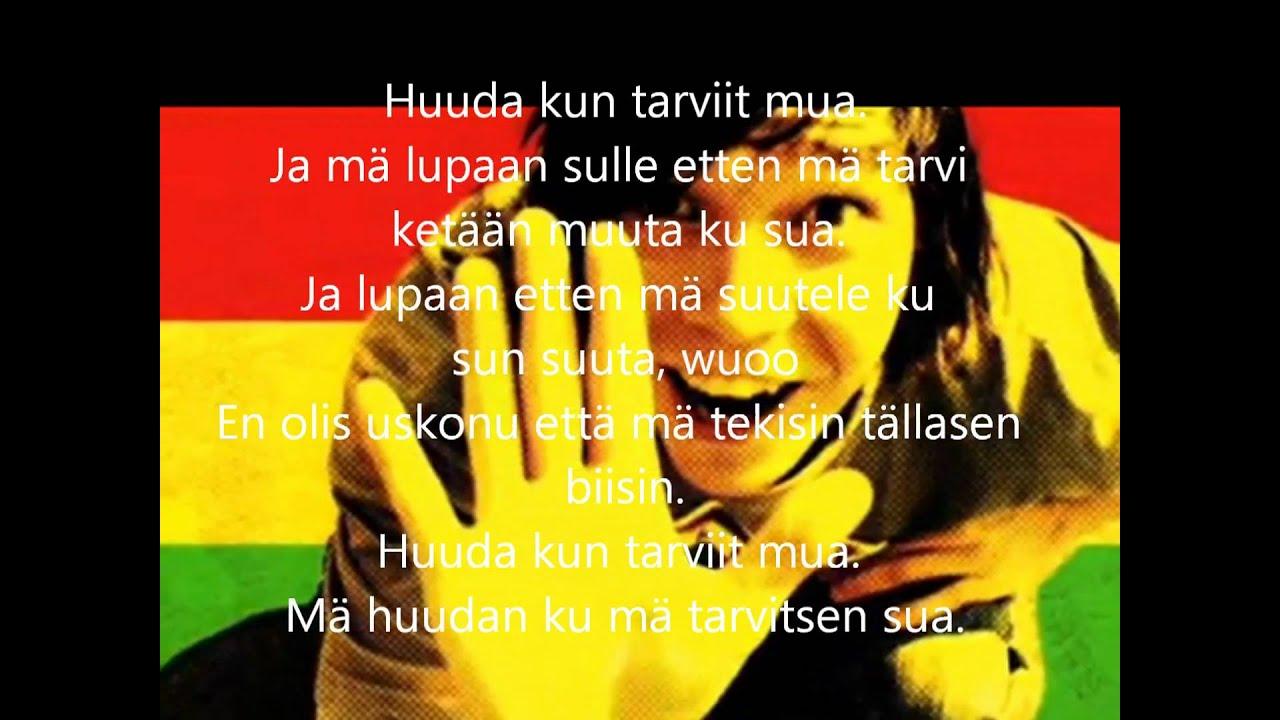 juju-huuda-lyrics-pajamummo