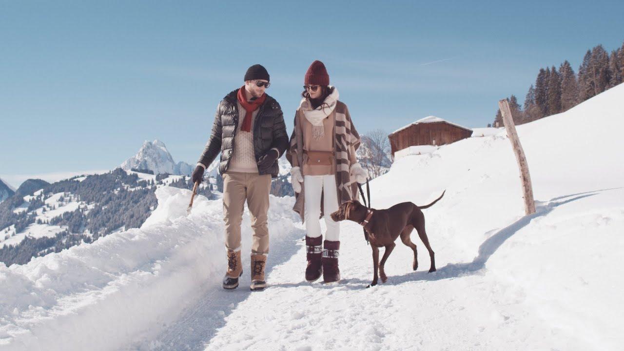 OMEGA – A Winter Walk