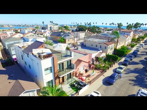 INCREDIBLE REAL ESTATE Drone Footage: Long Beach, CA