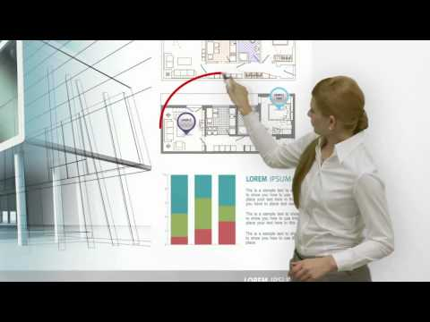 Vidéoprojecteur interactif Epson-EB-1400Wi