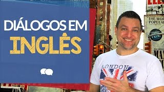 Diálogos Em Inglês com NATIVOS - Listening # 1