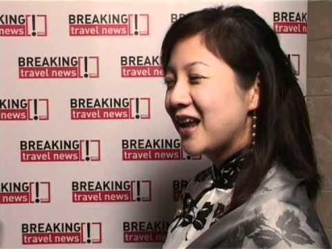 Ms. Magdalene Yu, Director of Sales & Marketing, Fuchun Resort, Hangzhou, China