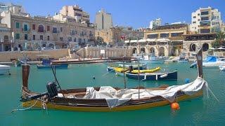 Мальта. Отдых и обучение английскому языку