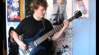 Tool - Jambi bass cover - Nick Latham