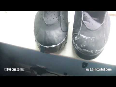 HOW TO FIX CRACKED NUBUCK, SUEDE, AND DURABUCK