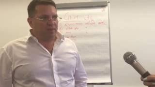 видео Восемь ступеней успешного бизнеса