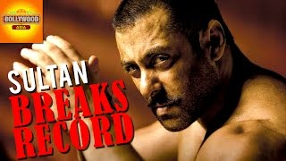 Salman Khan's 'Sultan' BREAKS Record | Teaser | Bollywood Asia