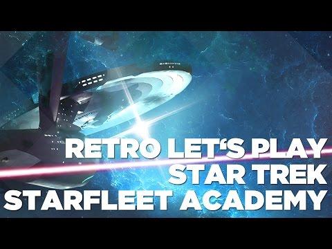Hrej.cz Retro Let's Play: Star Trek: Starflet Academy [CZ]