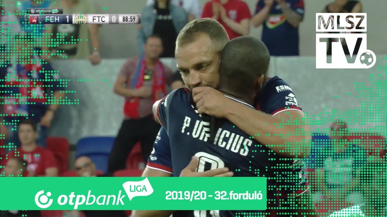 MOL Fehérvár FC – Ferencvárosi TC | 1-0 | (1-0) | OTP Bank ...