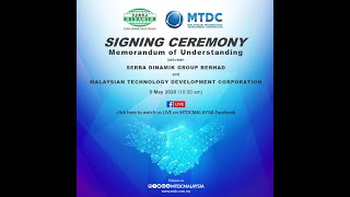 MTDC and Serba Dinamik launches The Innovative Transformation Seed Fund